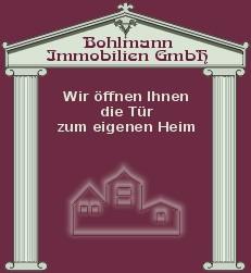 Logo von Bohlmann Immobilien GmbH